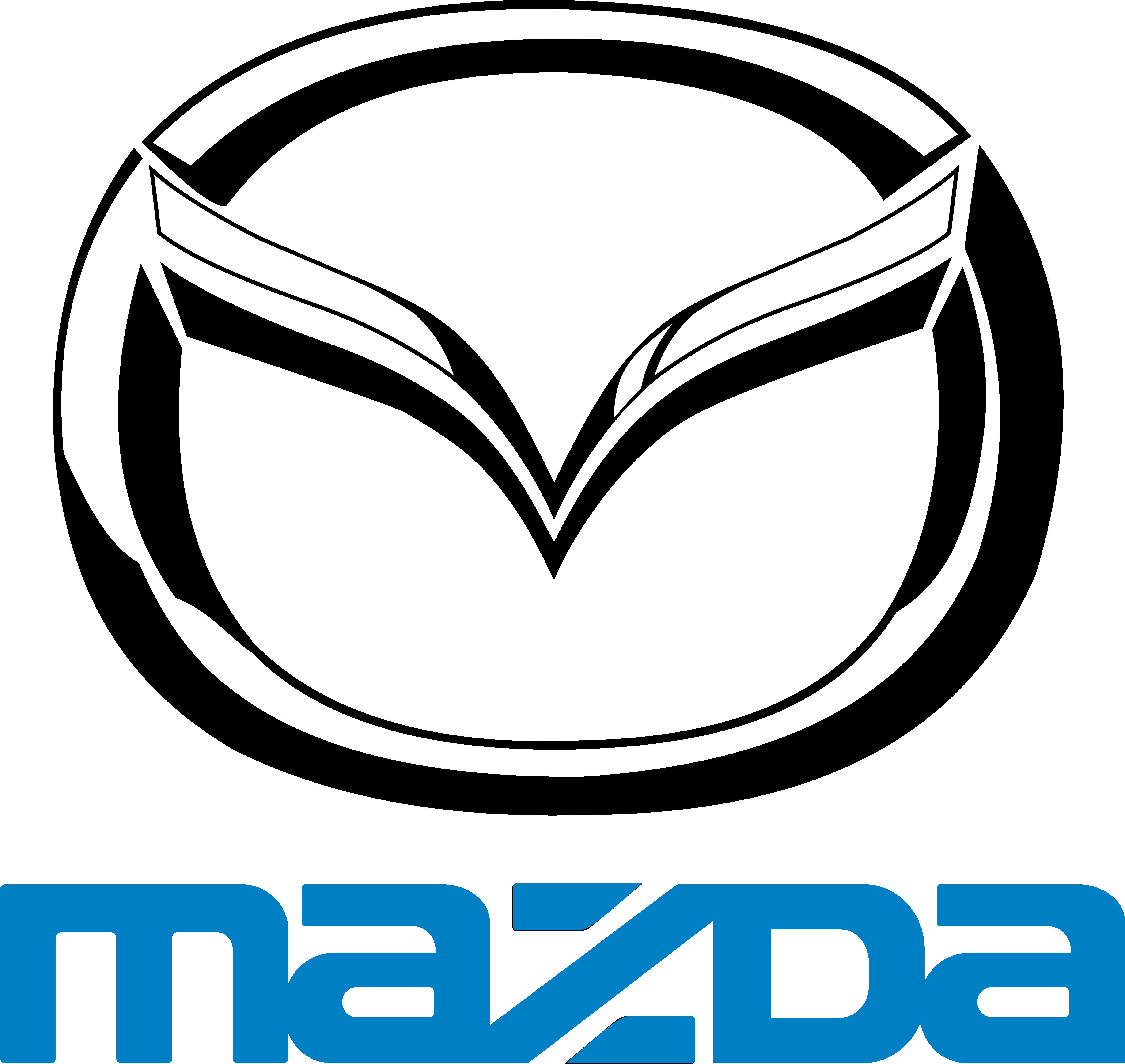 mazda logo png personalizado gratis