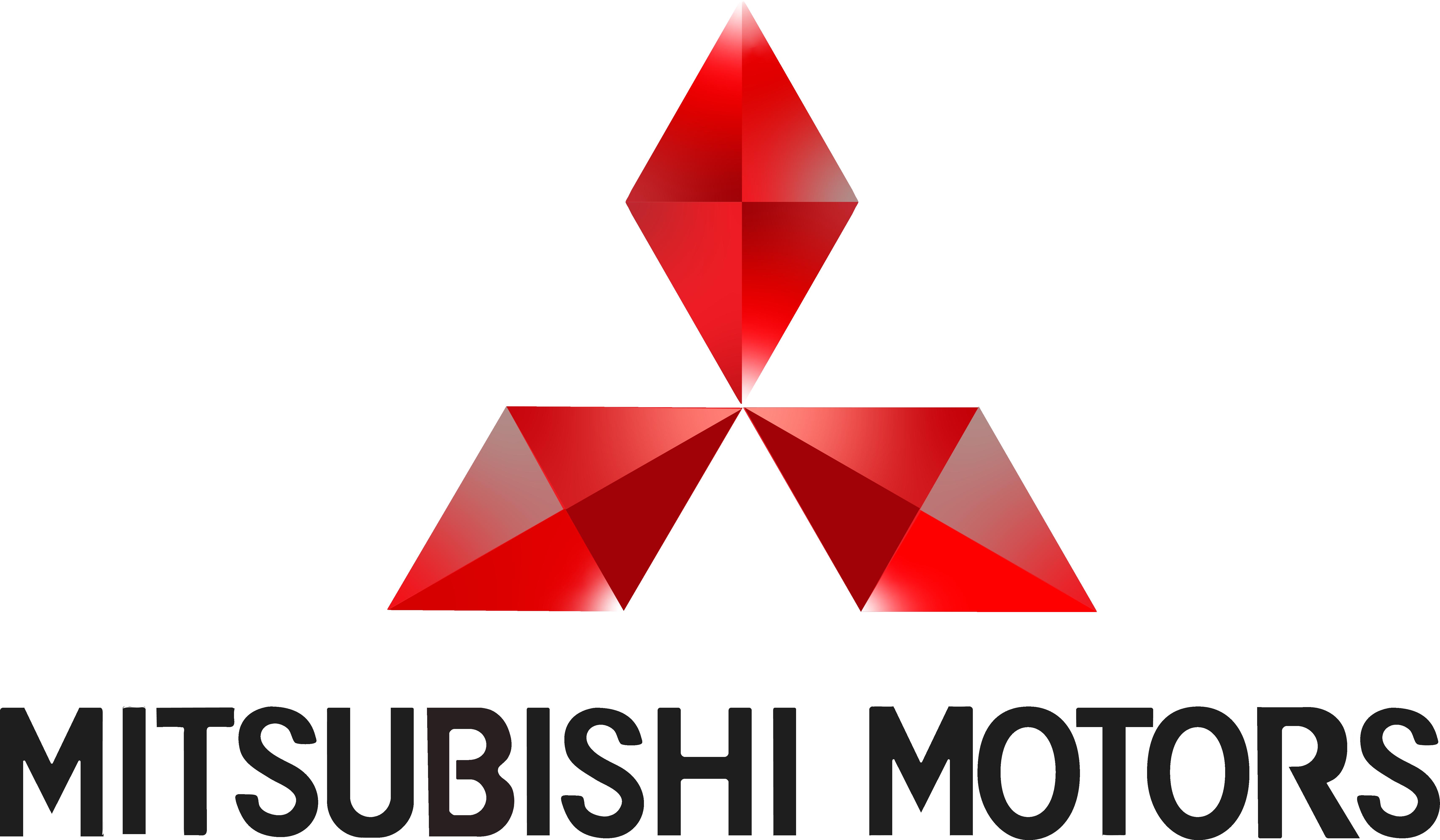 mitsubishi motors logo gratis png
