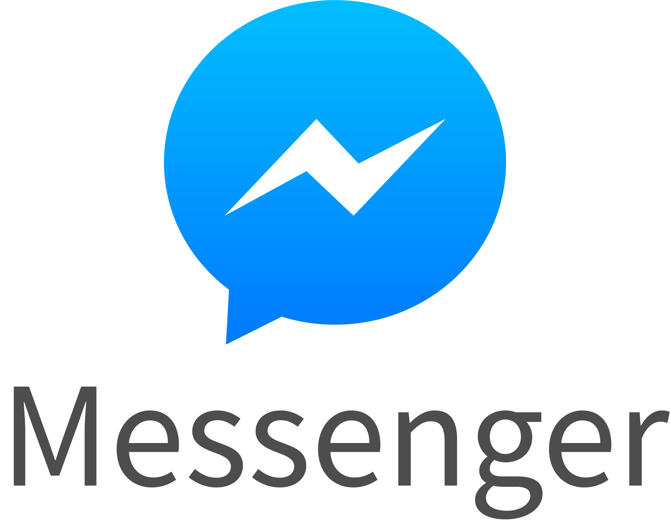 logo messenger GRATIS
